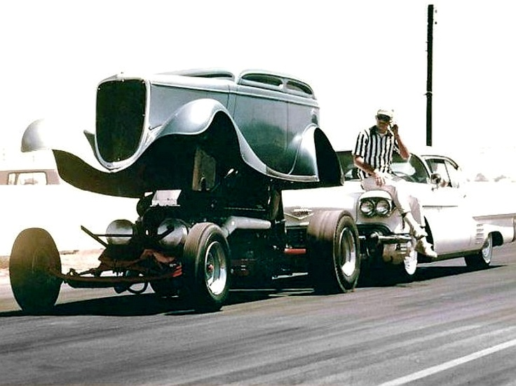 Best Early Ford Gassers Images On Pinterest Ford Hot Rods