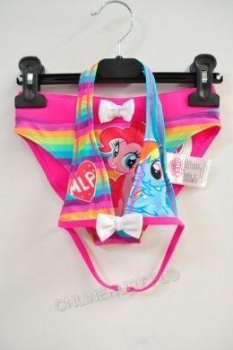 Strój kąpielowy Kucyki Pony 3859  _A12  (3-8)