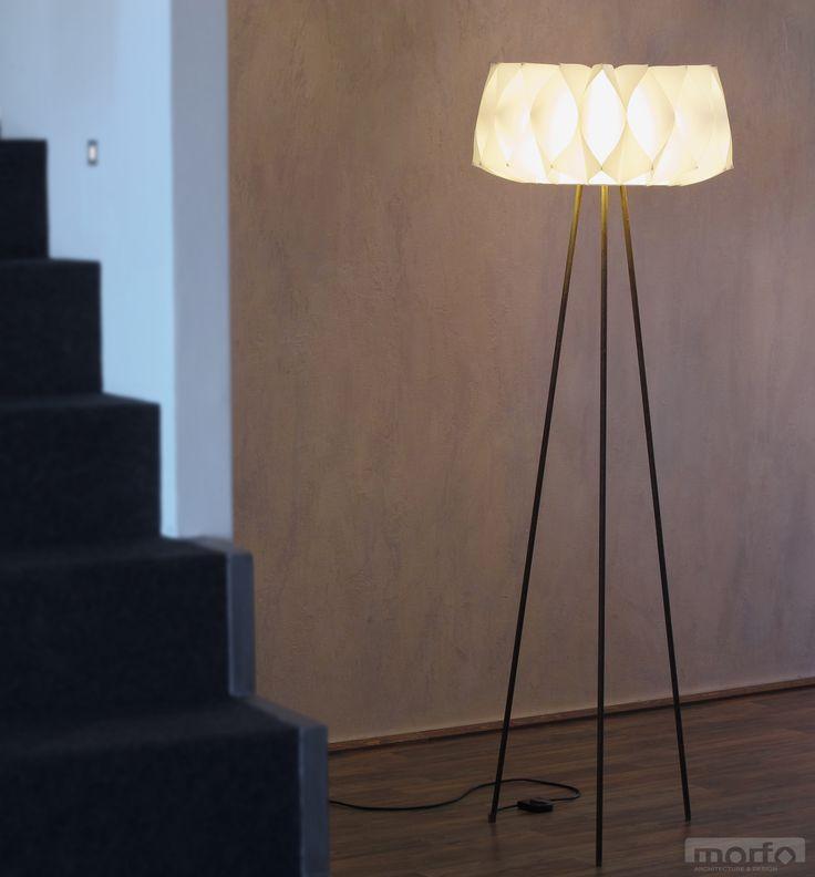 REMBRANDT lamp / industrial design, 2011