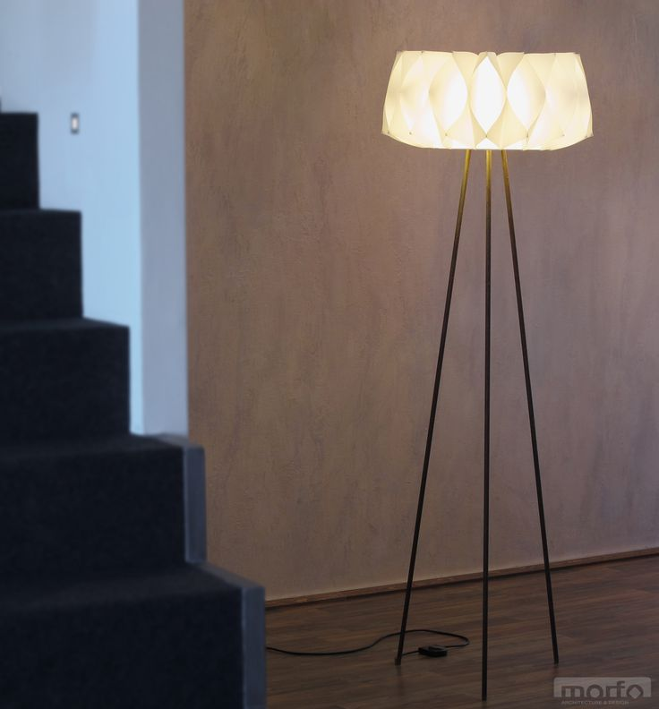 REMBRANDT lamp / industrial design, 2011