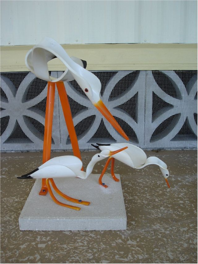 14 best images about pvc birds on pinterest pvc pipes for Pvc crafts