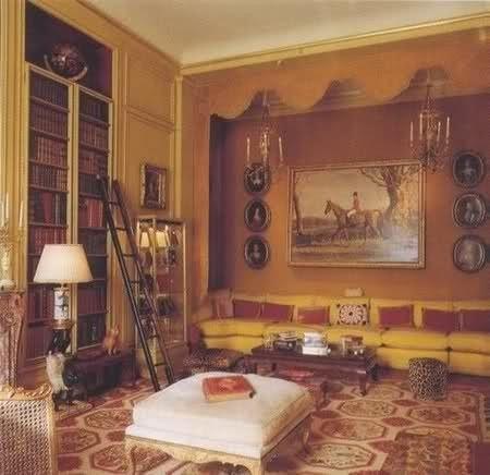 L'hotel particulier du duc et de la duchesse de Windsor au bois de Boulogne