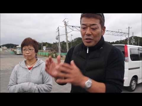 K38 Japan 2013 Tohoku disaster area tour #9