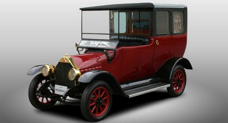 West Coast Customs To Recreate First Ever Mitsubishi Model A Using An Outlander PHEV