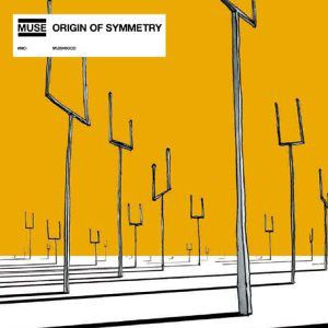 Muse - Origin of symetry -  I think it's my favorite album of @muse ....  (see my painting) ;)