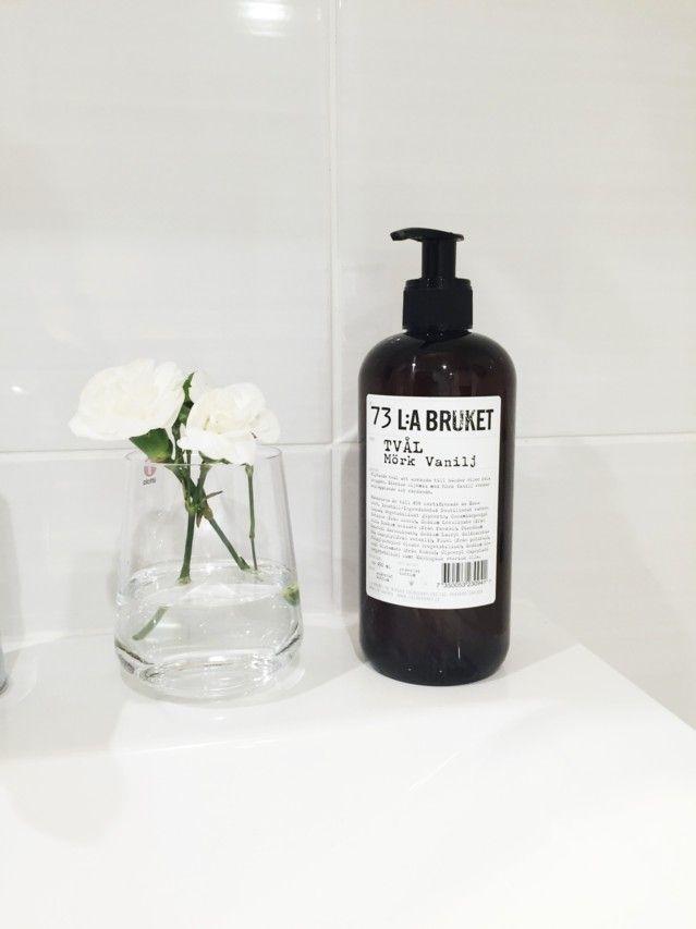 Lilla Bruket in Bathroom / http:placefordreams.casablogit.fi