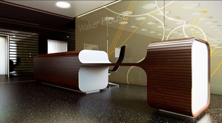 reception desk | Leave It At The Reception Desk: October 2010
