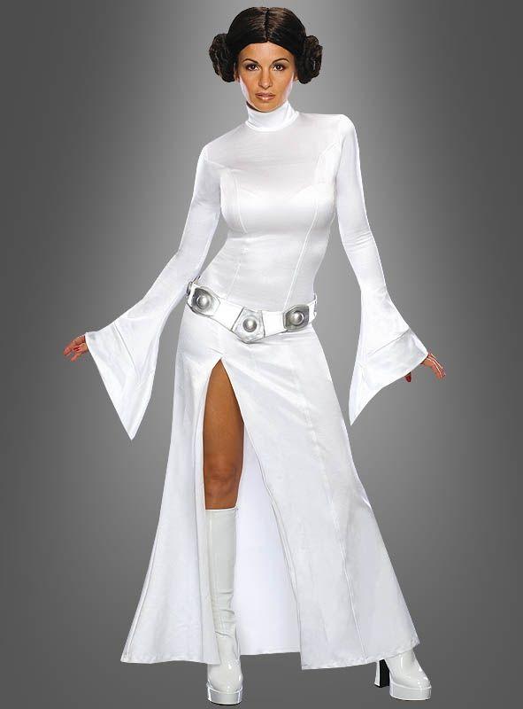 Leia Kostüm bei » Kostü | Prinzessin kostüm damen