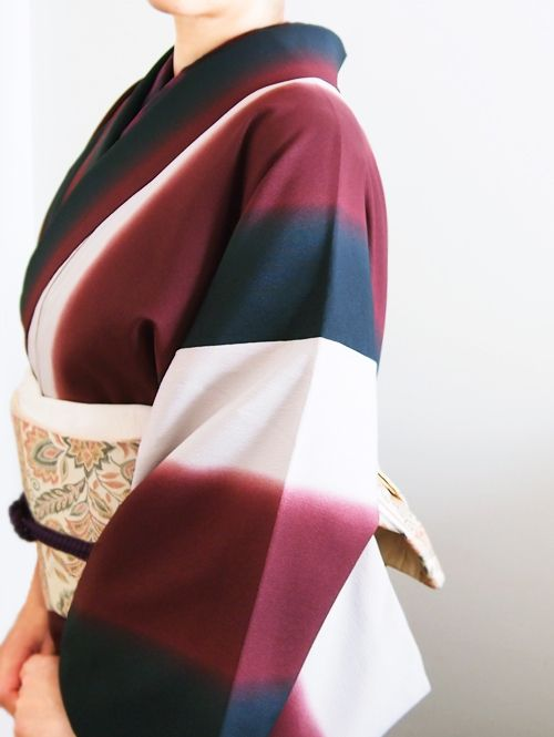 Kimono --- love the colors!