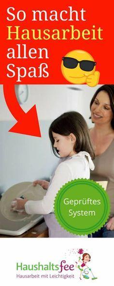 Haushalts-Coach für Android: Die ganze Familie wird zum Putzteam! | Haushaltsfee.org