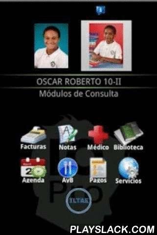 IQPro  Android App - playslack.com , Sistema integrado de información móvil del Colegio Bilingüe New Horizons, incluye consulta de notas, consulta y pago de facturas, información medica, etc.