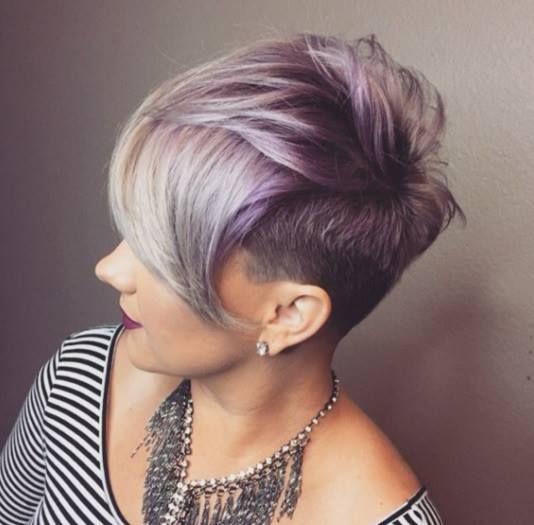 Cortos+de+pelo+cortos+con+colores+locos+que+crearán+un+nuevo+look