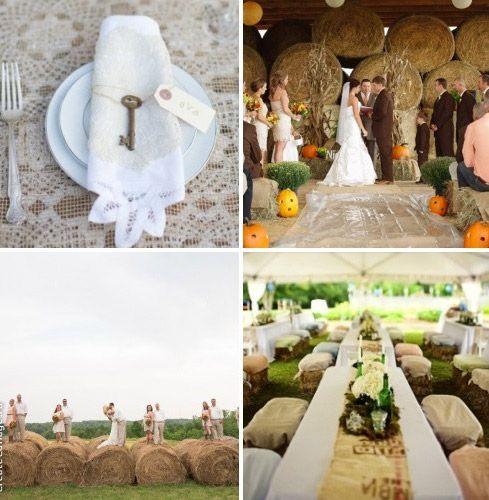 Свадебные стили и тематические свадьбы
