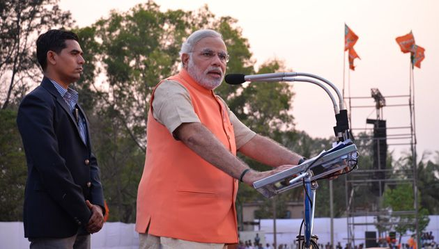 Shri Narendra Modi addresses the 'Bharat Vijay' rallies at Bijapur and Gokak in Karnataka