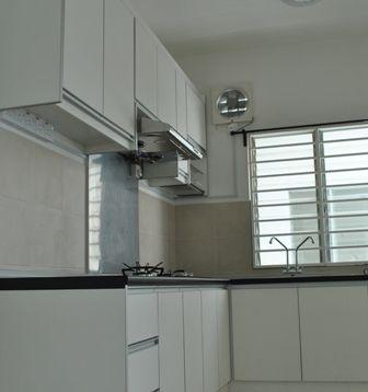 Idea Untuk Membina Kabinet Dapur Dengan Bajet Rendah Dekor Impiana Kitchen Dining Pinterest And