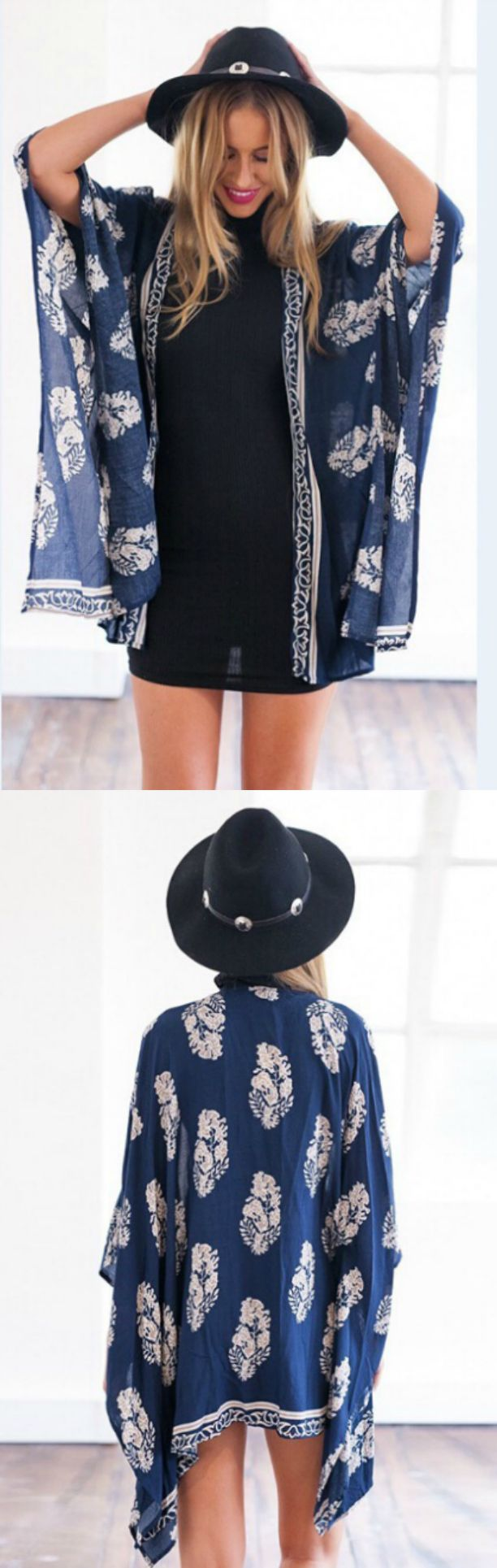 $32.00 - A Boho Kimono Coverup is now available at Pasaboho. ❤️ This coverup exhibit unique printed patterns. ❤️ :: boho fashion :: gypsy style :: hppie chic :: boho chic :: outfit ideas :: boho kimono :: free spirit :: fashion trend :: embroidered :: flowers :: floral :: lace :: summer :: fabulous :: love :: street style :: fashion style :: boho style :: bohemian :: modern vintage :: ethnic tribal :: boho bags :: embroidery dress :: skirt :: cardigans :: jacket :: sweater :: tops
