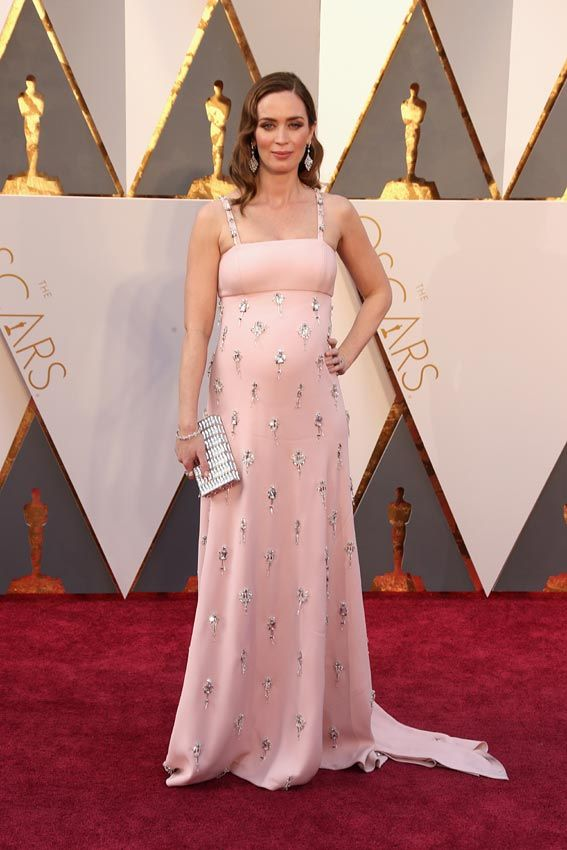 Emily Blunt. Oscar 2016