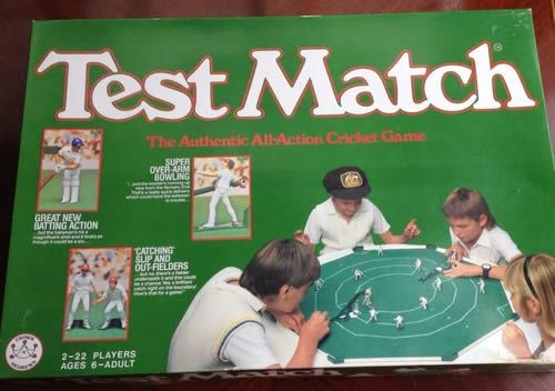 The Joy of Six: Cricket board games and video games | Sport | The ...