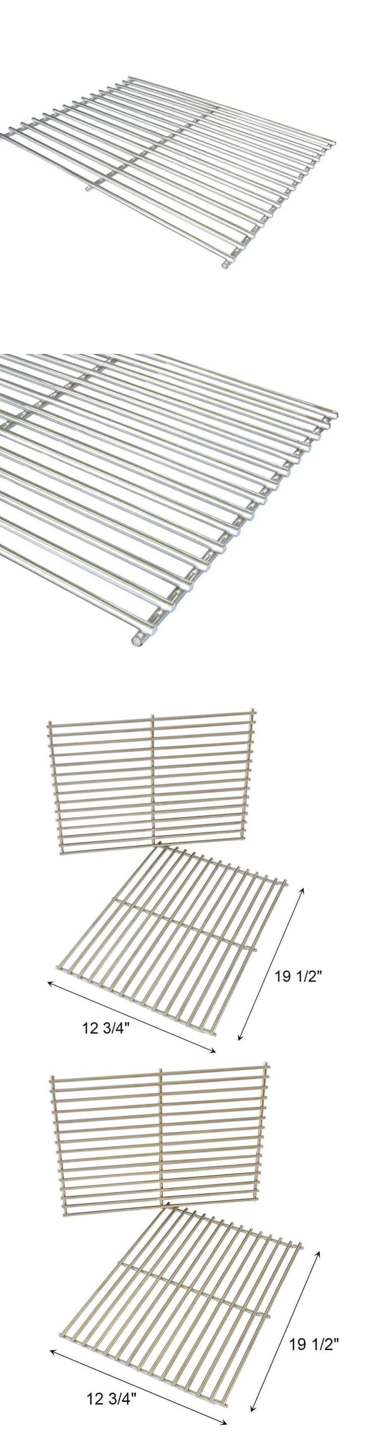 BBQ and Grill Replacement Parts 177018: Weber 7528 Set Of 2 Stainless Steel Cooking Grates For Spirit And Genesis Models -> BUY IT NOW ONLY: $61.07 on eBay!