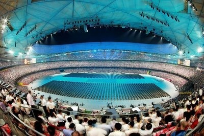The Beijing 2008 Summer Olympics opening ceremony was a beautiful event, held at the Beijing National stadium in China and was associated with the prosperity and confidence in Chinese culture.