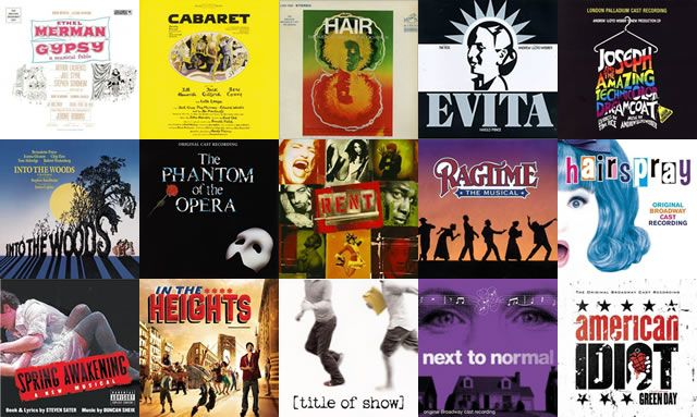 Our 17 Most Favorite Musical Cast Recordings Of All Time