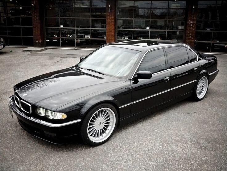 2001 Bmw 740i Sport Package Specs