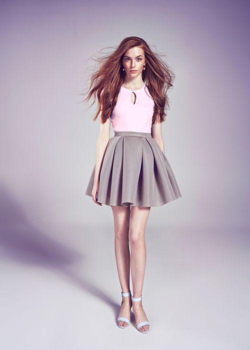 Cora Blouse / Sophia Skirt