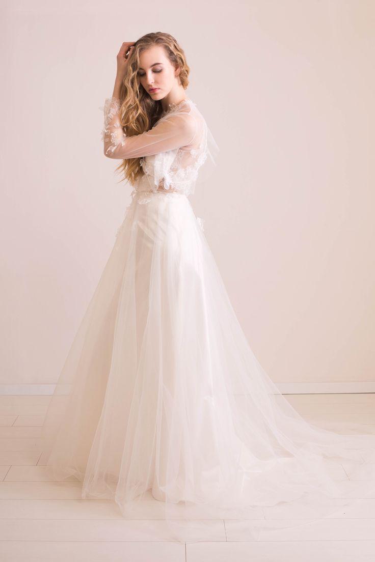 The Artemis gown / Nora Sarman Bridal