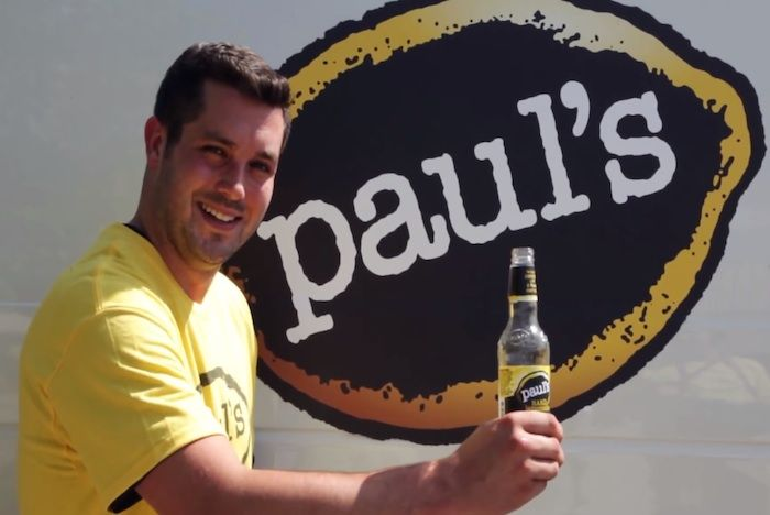 Mike's Hard Lemonade honors thier 1 millionth facebook fan by changing their company name to his....