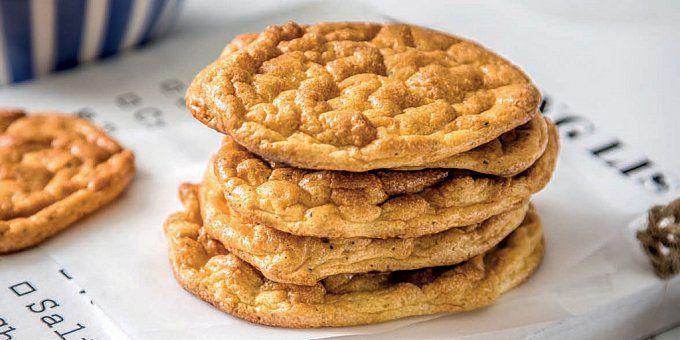 """Zdravému a jednoduchému stravování propadl i náš čtenář David, který se o své recepty dělí na facebookových stránkách Food By Dave. My vyzkoušeli jeho """"Oopsie Bread""""."""