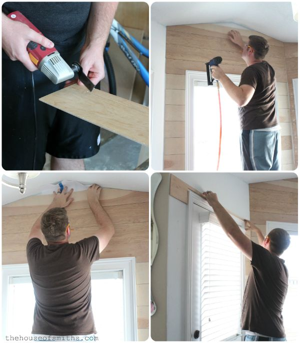 Ship Lap Plank Walls A Collection Of Ideas To Try About
