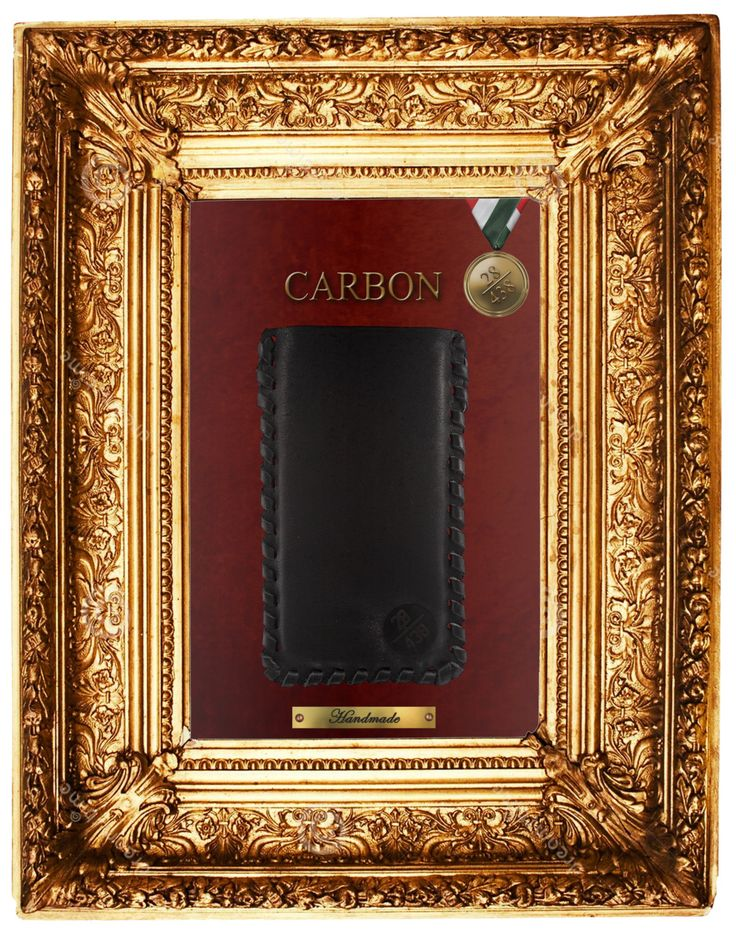 CARBON Exclusive handmade iPhone 6  genuine leather case FREE SHIPPING by 28438 on Etsy