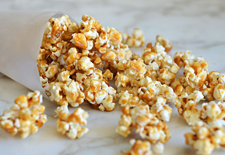 TESTED  & PERFECTED RECIPE – This caramel corn is utterly addictive.  Only make this stuff if you have the willpower of a saint.