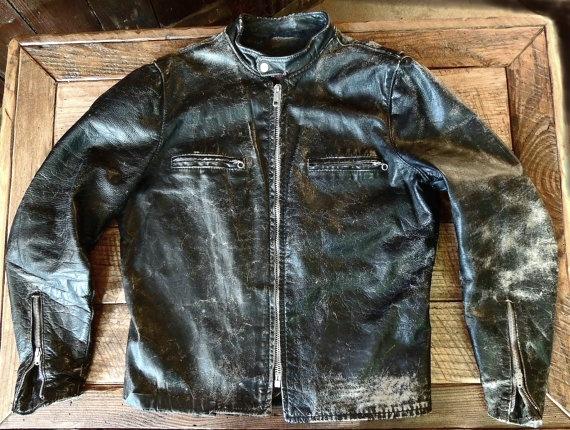Vintage Cafe Racer Jackets