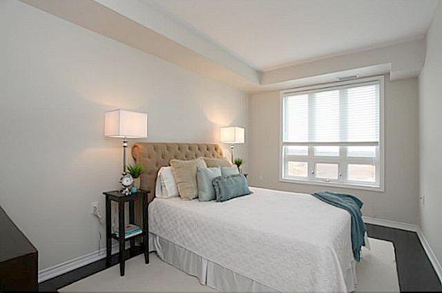 WHITE decor brightens any bedroom!