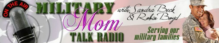 Kathleen Rodgers on Military Mom Talk Radio Military Mom Talk Radio with Sandra Beck and Robin Boyd welcome author Kathleen Rodgers, veteran correspondent Stephen Boyd, and guest co-host Jackie Silver of Aging Backwards http://militarymomtalkradio.com/military-mom-talk-radio-with-sandra-beck-and-robin-boyd-welcome-jackie-silver-of-aging-backwards-author-kathleen-rodgers-and-veteran-correspondent-stephen-boyd-2/