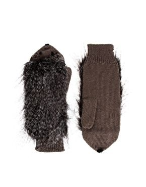 Faux-Fur Hedgehog Mittens  These are just too cute and I bet theyre quite warm too. Wanna rock this for yourself? Get it from ASOS, $20.35