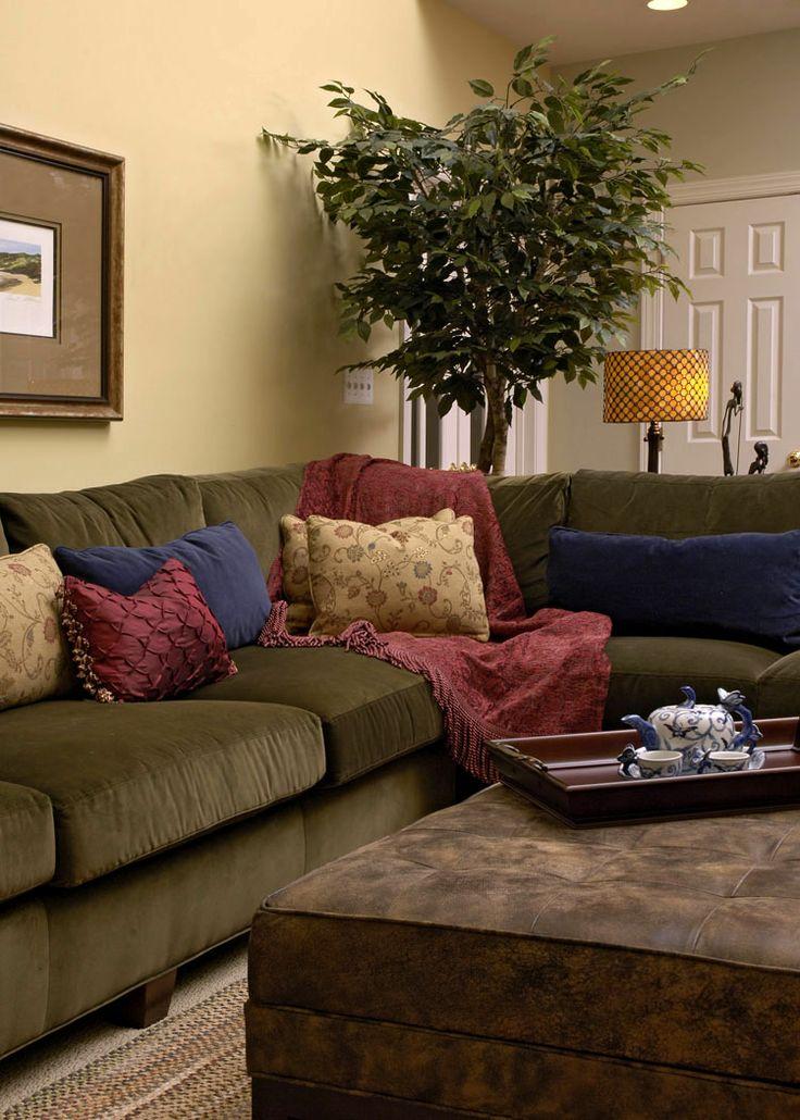 Superbe Family Room Designs U0026 Decor | Paula Grace Designs