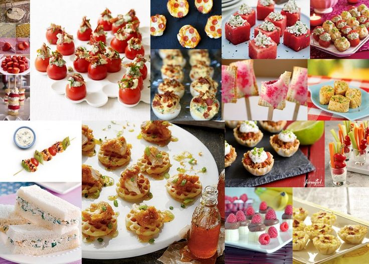 fifteen finger food recipes for your baby shower http babybumpbundle