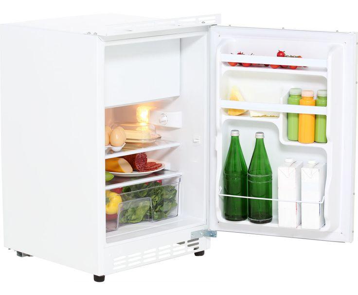 Amica UKS16147 Unterbau-Kühlschrank mit Gefrierfach - 82er Nische, A+