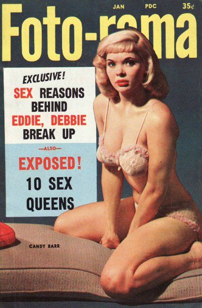 Adult magazine covers