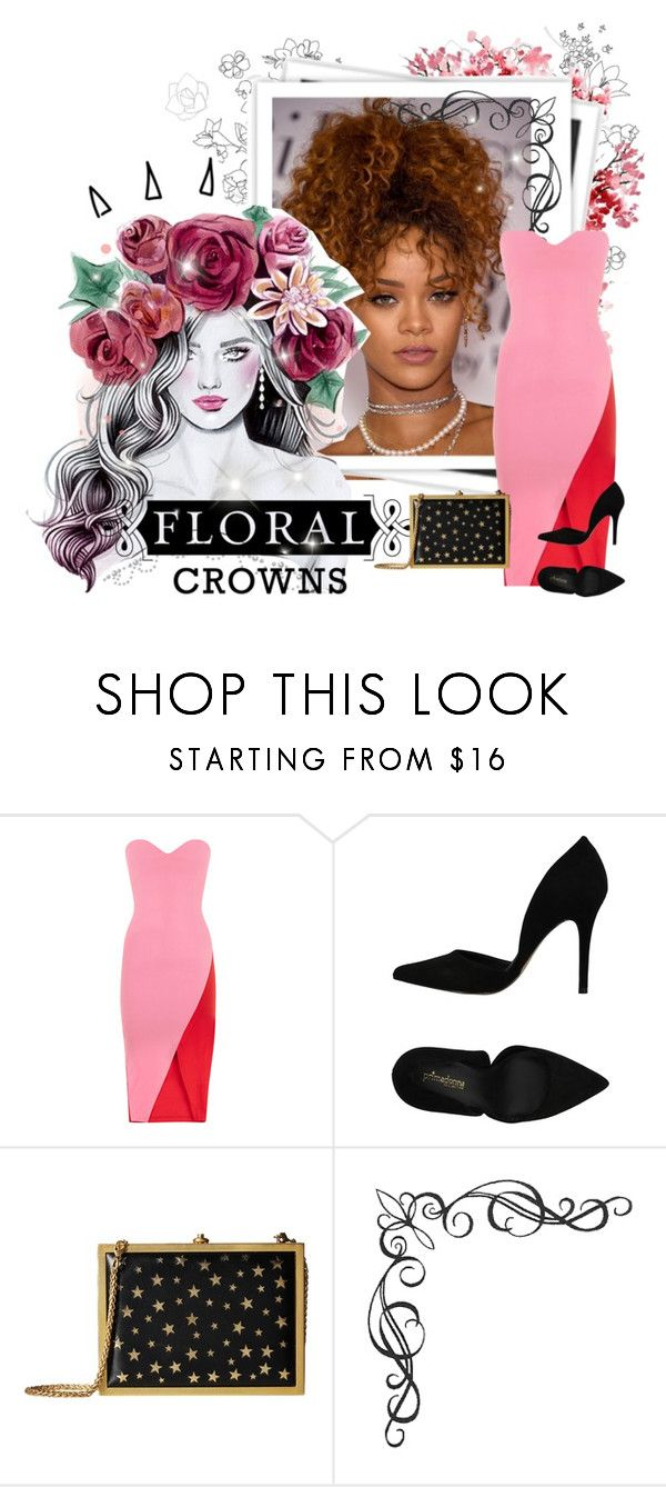 """""""rihanna  tour  outfit"""" by diamondinthesky13 ❤ liked on Polyvore featuring PrimaDonna, Alice + Olivia and GALA"""