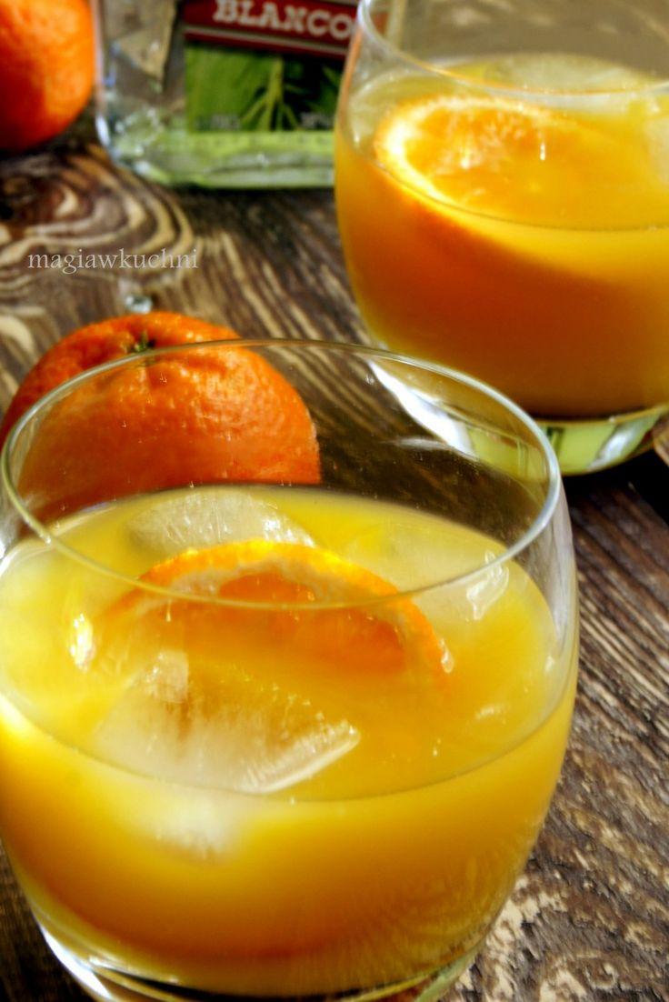 Tequila mit orange / Tequila z pomarańczą