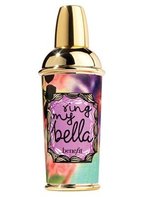 This perfume is a sweet smell - I tend to like sweet and/or citrusy smells best in my preferred perfumes. This one is just yummy and comes in a lovely little  box that opens up like it's a row house. It goes well with my other Benefit perfume... I'm looking to have a little row of row houses on my dresser. Their perfumes are really lovely and the pricepoint is very low too!