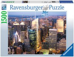 Grattacieli di Manhattan | Puzzle da Adulti | Puzzle | Prodotti | IT | ravensburger.com
