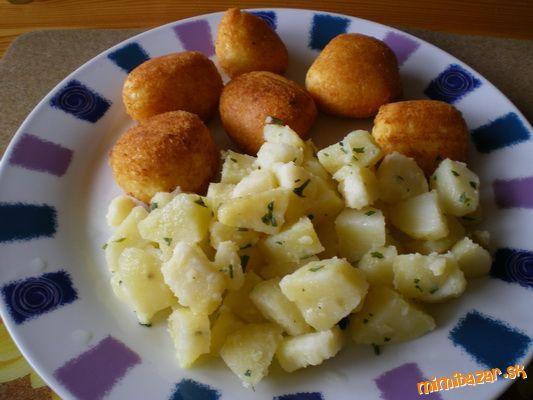 Vypražaný syr inak