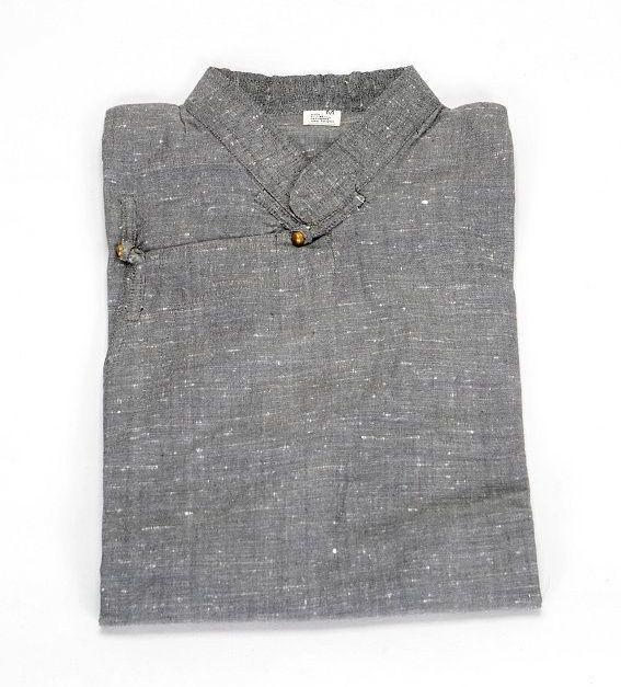 Tibetská košile šedá