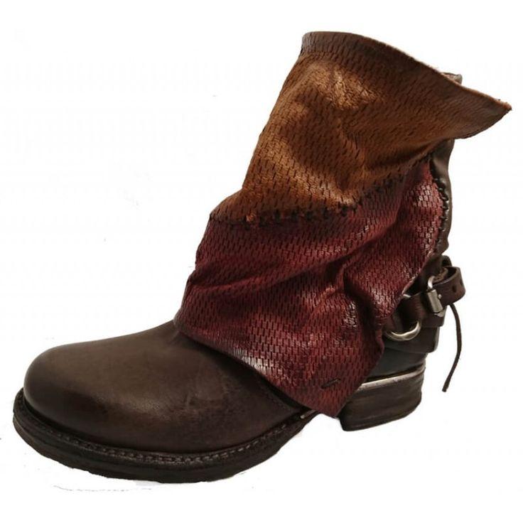 Low boots - Italian shoe brand AS.98 - Shop online - Online shoe store