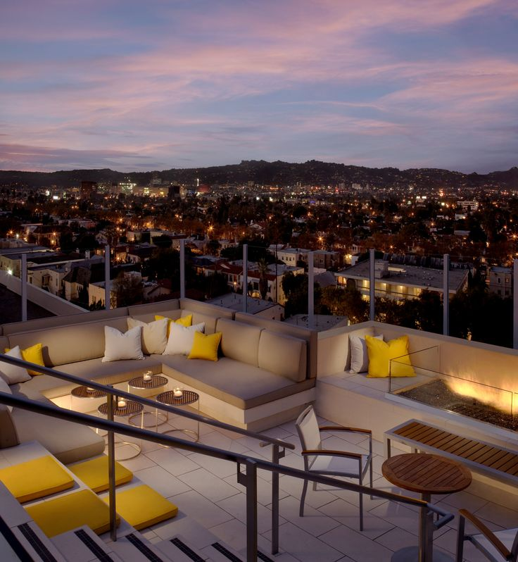 10 West Coast Hotels with Rooftop Bars Perfect for Summer - KAYAK Travel Hacker - Blog