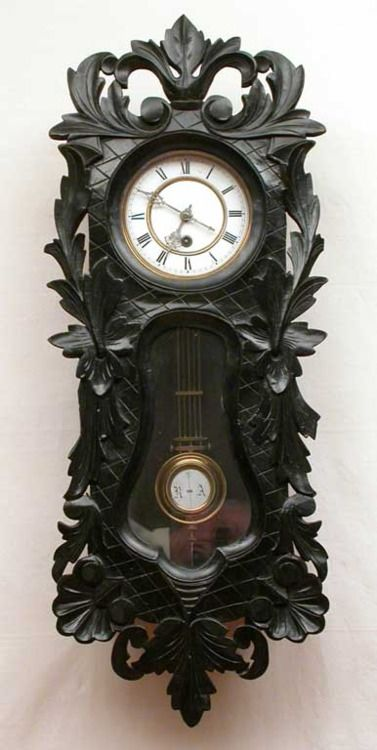 vintage black forest grandfather clock antique wall clock black forest style